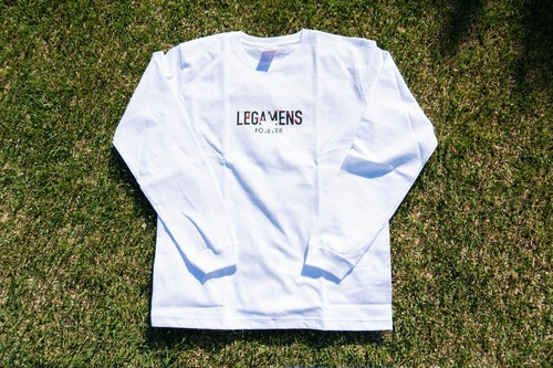 【LMS forever long sleeve】/ white