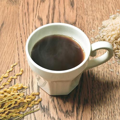 {微糖}コシヒカリ玄米コーヒー COSHI-BROWN 100g