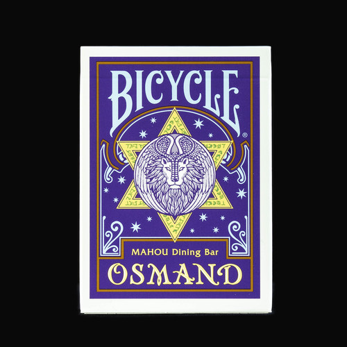 """OSMAND Playing Cards : Blue """"VINTAGE"""""""