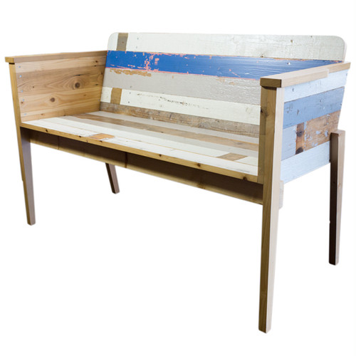 PIET HEIN EEK Scrapwood Arm Bench