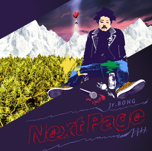 [CD] Jr.BONG / NEXT PAGE