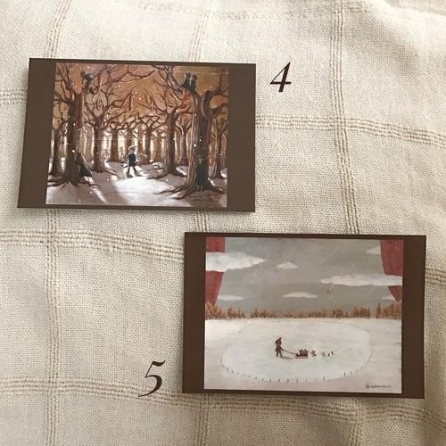 ポストカード【4.5.6.7】