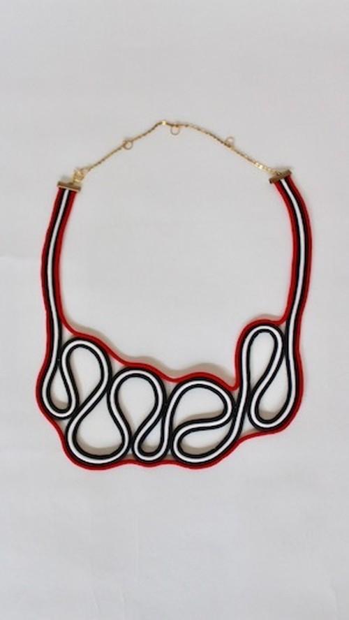 HISUI Rubber Necklace