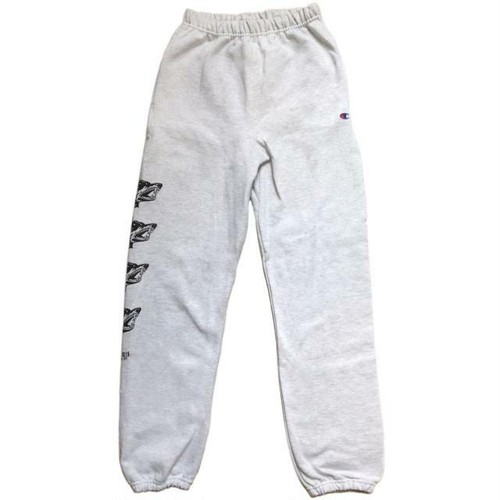 HOTEL BLUE GUARD DOG CHAMPION SWEATPANTS [SILGREY]
