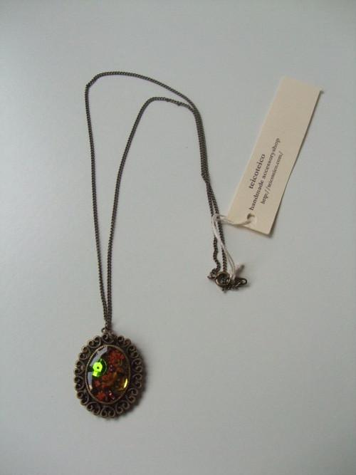 flowerrejin necklace
