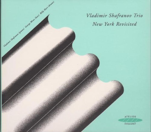 New York Revisited / Vladimir Shafranov Trio : USED CD