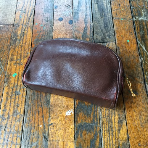 80's L.L.Bean / Leather Pouch