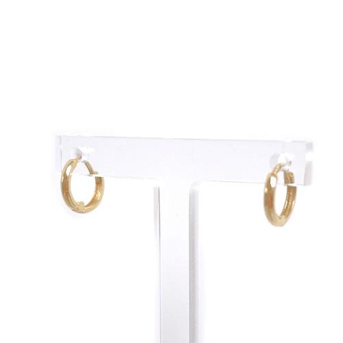 【14K-2-10】14K real gold earring