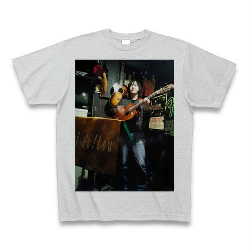 スタンディングフォトTシャツ