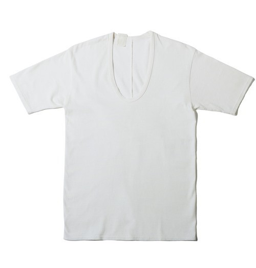 N.HOOLYWOOD U-NECK SHORT SLEEVE / 37pieces