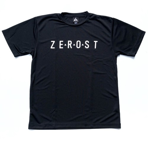 ZEROST  Tee ブラック
