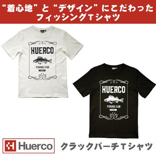 Huerco(フエルコ) クラックパーチTシャツ(r17070501)