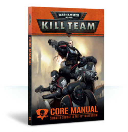 ウォーハンマー40000:KILL TEAM CORE MANUAL 日本語版