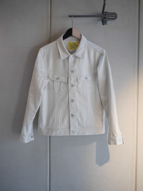 THE UNION / WEST JACKET (IVORY)