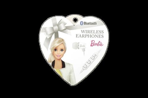 BarbieワイヤレスイヤホンBB-BT1-WH