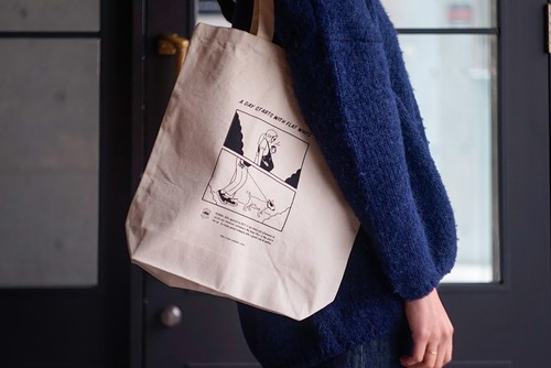 Original tote bag -Girl-