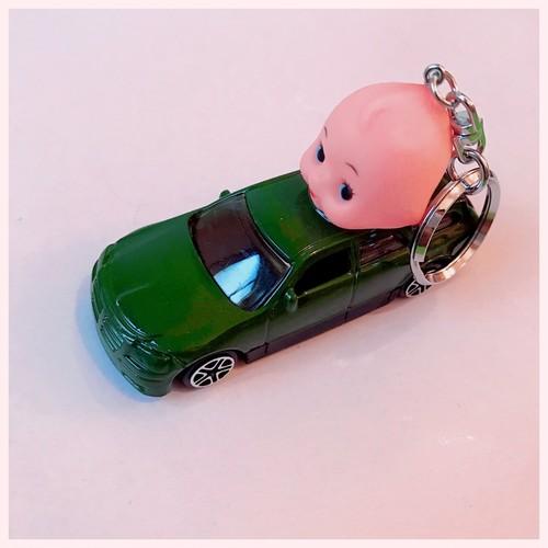 車キューピー(ワゴン)
