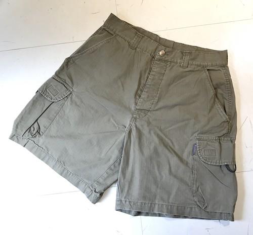 90's NIKE ACG Rip Stop Cargo Shorts 32 M