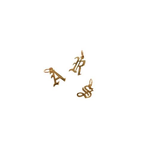【14K-3-14】14K gold charm
