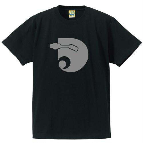 [TANTE TATE] T-shirt / Black