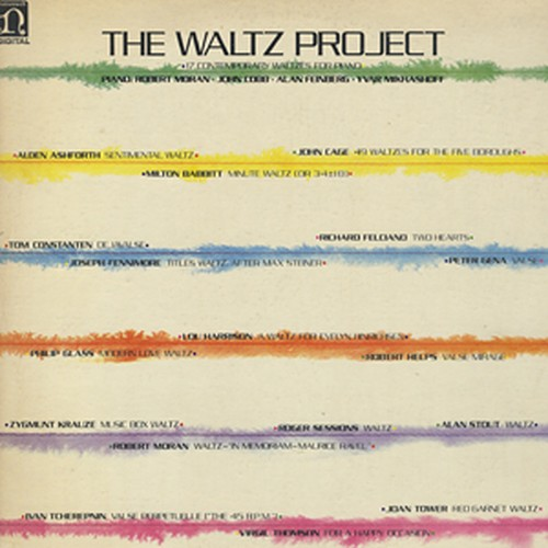 V.A. - The Waltz Project (17 Contemporary Waltzes For Piano)