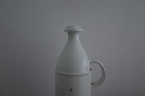 陶器のボトル / フランス