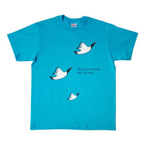 オリジナルTシャツ Sky Blue