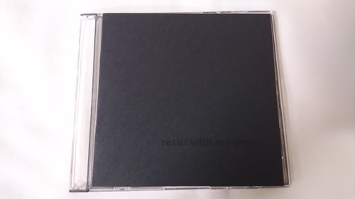 resist with my arms - demo2012(CD-R)