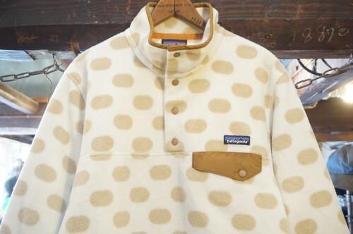 Patagonia SYNCHILLA dot fleece Jacket