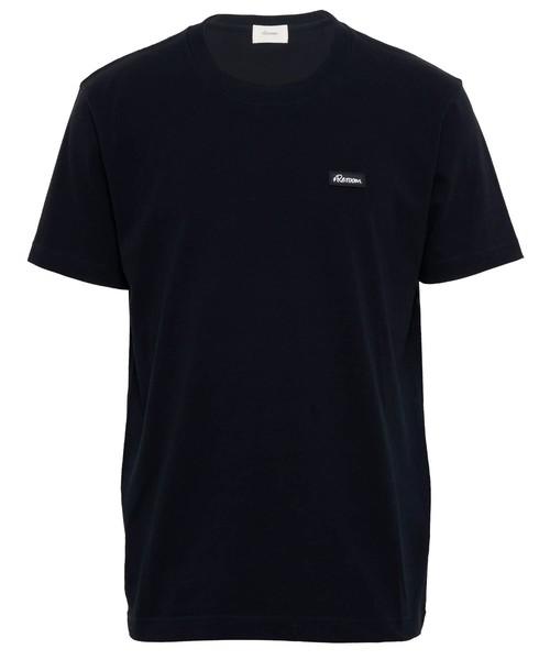 ONE POINT RUBBER WAPPEN T-shirt[REC368]