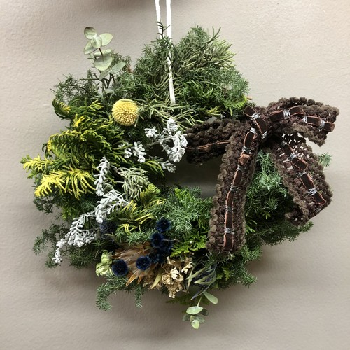 Winter wreath 3