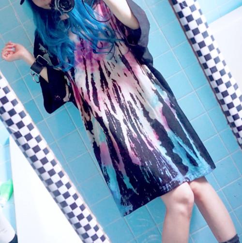 五月雨閃光 -紅/碧/翠/紫-