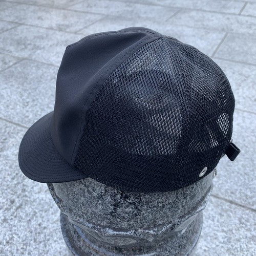 halo commodity  Rhim Cap(Black)