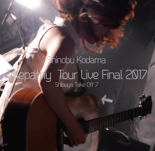 <LIVE CD> Telepathy Tour Live Final~2017.9.15~Shibuya TAKE OFF 7
