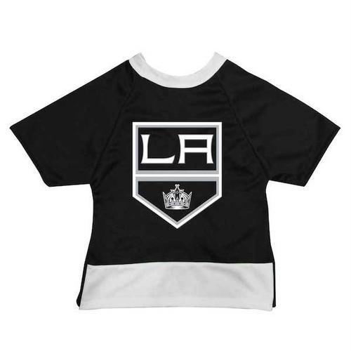 """NHLオフィシャル犬用ユニフォーム""""LA KINGS""""M~L"""