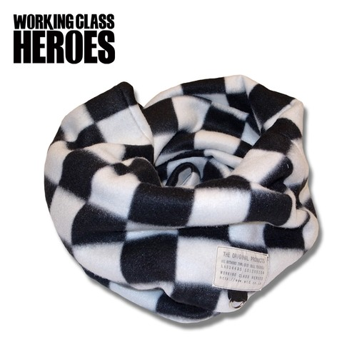 Checkered flag Fleece Snood