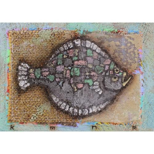 金丸悠児「Flatfish」