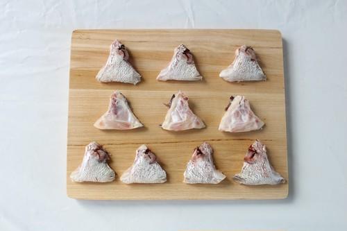 「真鯛カマ」10カマ/P×2パック 焼き物・煮つけにおすすめ!・冷凍