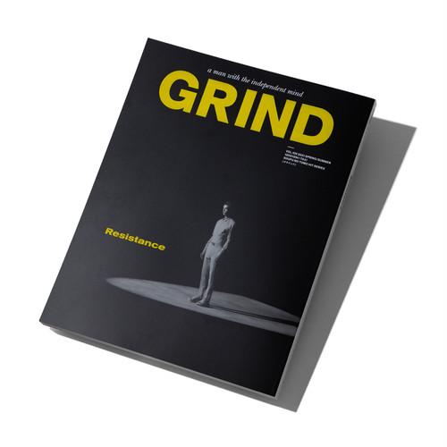 【Vol.102】GRIND【21年4月6日発刊】