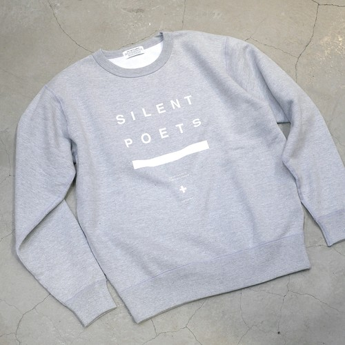 SILENT POETS / SWEAT SHIRTS(SILENT POETS)