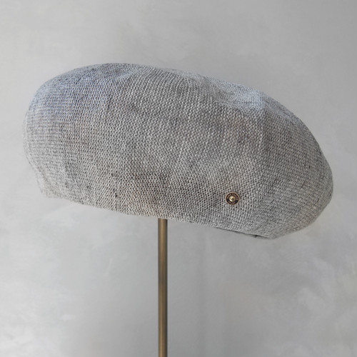 Nine Tailor Brick Beret ECRU MIX