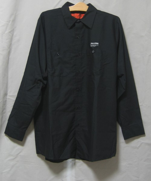 Piece of KOUNE 13SS S-01 / MENS WORK SHIRTS