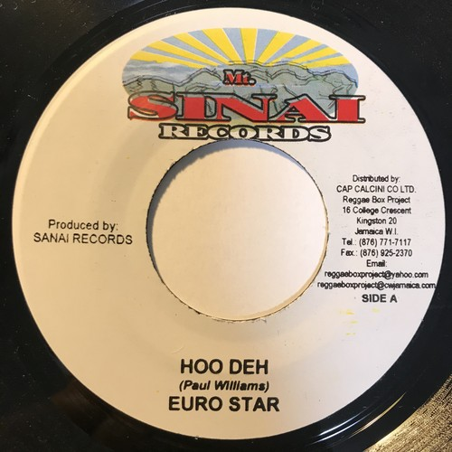 Euro Star - Hoo Deh【7-10880】