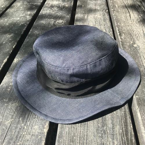 Circle original hat 「デニムカンカン」