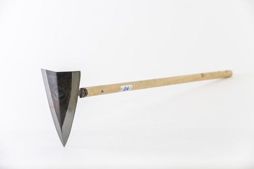 三角鍬 7寸