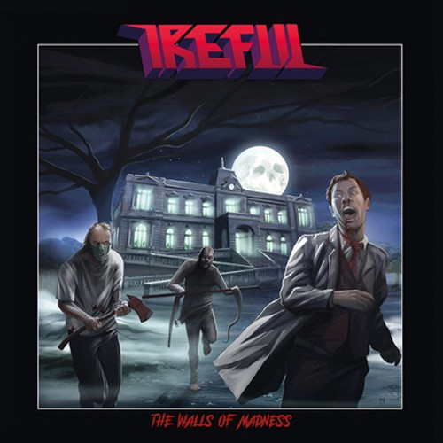 "【特典付き】IREFUL ""The Walls Of Madness"""
