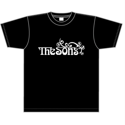 The Sons 2021 T-Shirts (BLK) << 事前清算者限定 >>