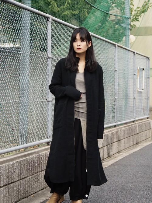 kujaku 木蓮(mokuren)cardigan green