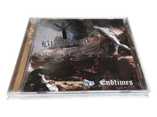 [USED] BloodSoil - Endtimes (2016) [CD]