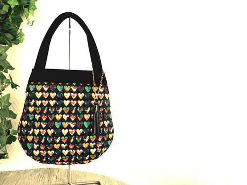 [販売済]Marble Heart From60 x LIBERTY BAG TypeY